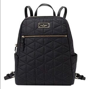 Kate Spade Blake Avenue Hilo Quilted Backpack
